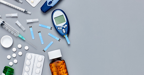 Diabetes and prescribing in old age
