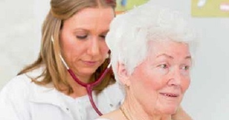COPD in the elderly: The ageing lung
