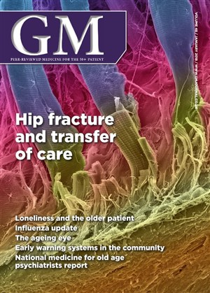 GM January 2018 issue cover