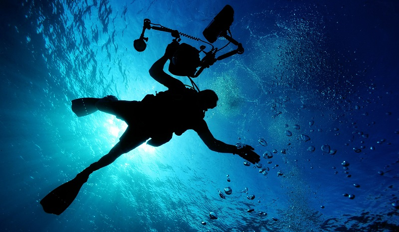 Ageing overweight scuba divers at risk of underwater heart attack