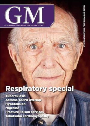 Cover of GM October 2018 issue