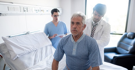 Audit reveals that COPD most common cause of all hospital readmissions