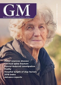 Front cover of GM Journal, December issue