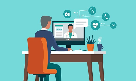 Video chat services and primary care