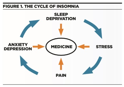 Tackling insomnia in everday practice: Part 1 - Fig 1
