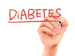 Diabetes in writing